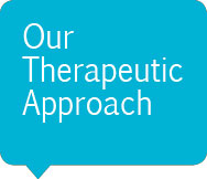 Our Therapeutic Approach